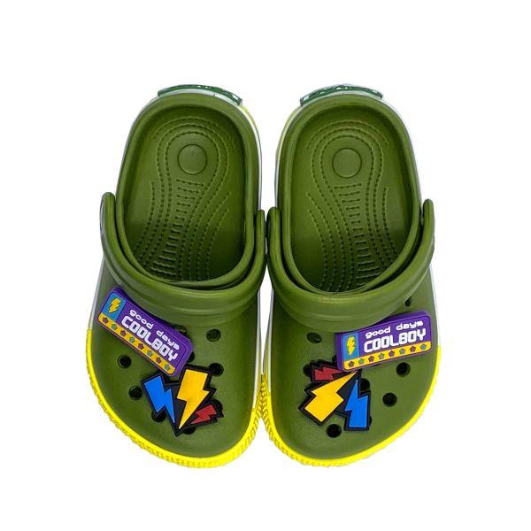 Сабо (кроксы) детские Calypso 21501-002
