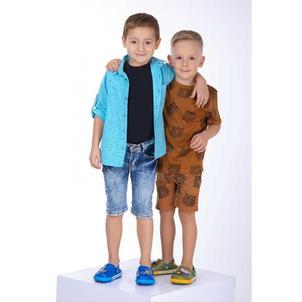 Сабо (кроксы) детские Calypso 21501-003
